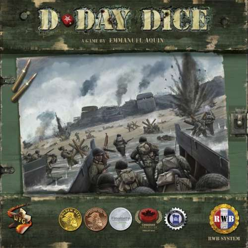 D-Day Dice (Second Edition) - настолна игра