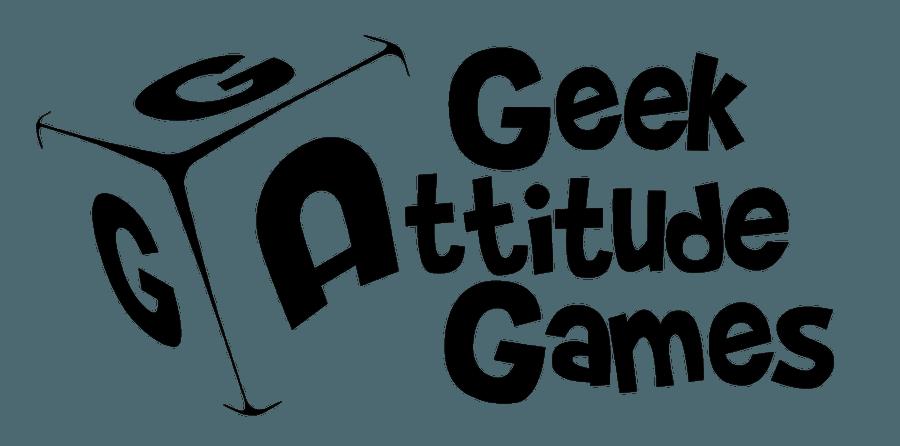 Настолна игра - Издател Geek Attitude Games