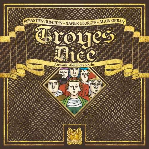 Troyes Dice - настолна игра