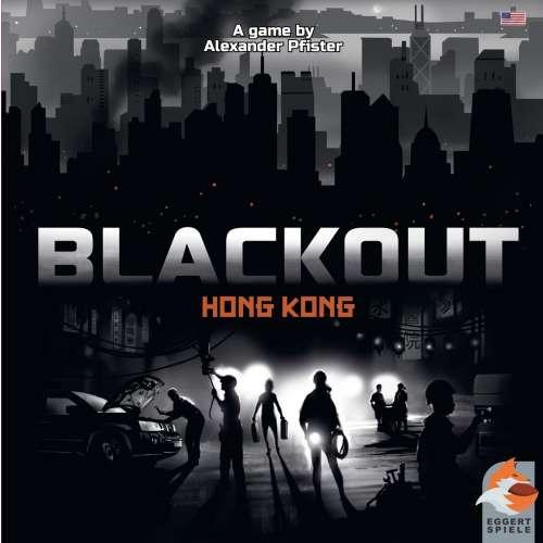 Blackout: Hong Kong - настолна игра