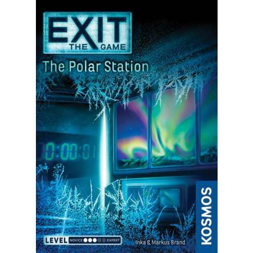 Exit: The Game – The Polar Station - настолна игра