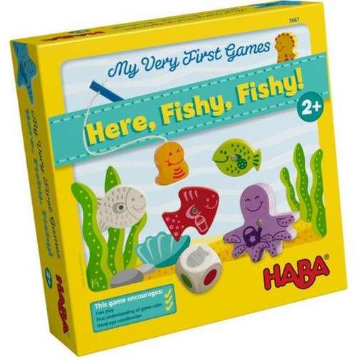Риболов (Here, Fishy, Fishy!) - настолна игра