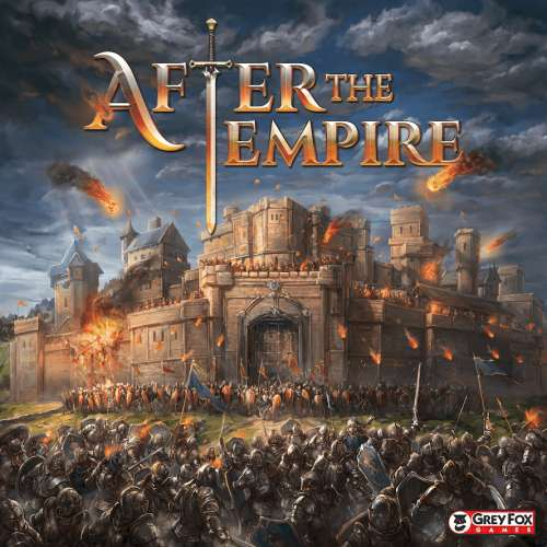 After The Empire - настолна игра