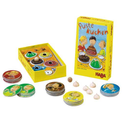 Бутер сладкиши - настолна игра