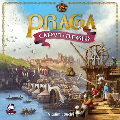 Praga Caput Regni - настолна игра