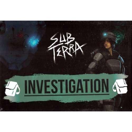 Sub Terra: Investigation - разширение за настолна игра