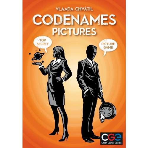 Codenames: Pictures - настолна игра