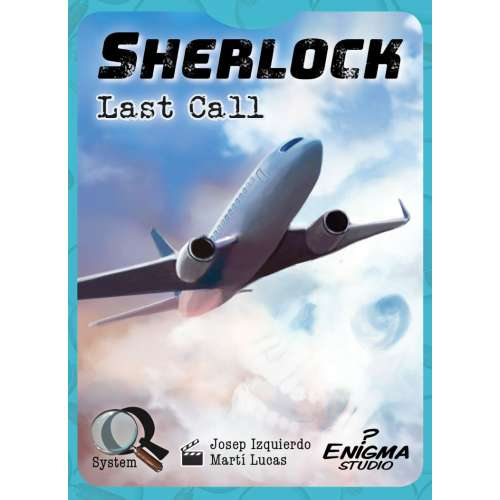 Sherlock: Last Call - настолна игра