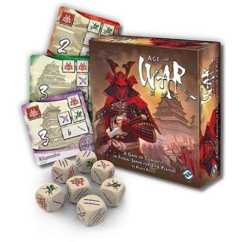 Age of War - настолна игра