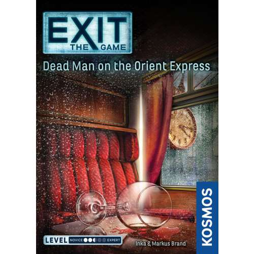 Exit: The Game – Dead Man on the Orient Express - настолна игра