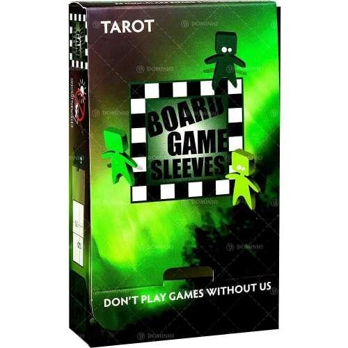 Arcane Tinmen Board Games Sleeves (Clear, Non-Glare) - 70 x 120 mm
