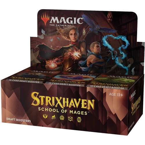 Magic: The Gathering - Strixhaven Draft Booster Box