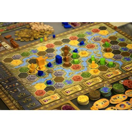 Terra Mystica - настолна игра