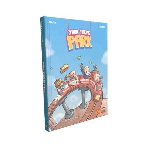 Your Theme Park - книга-игра