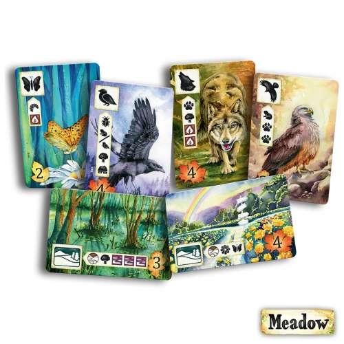 Meadow - настолна игра