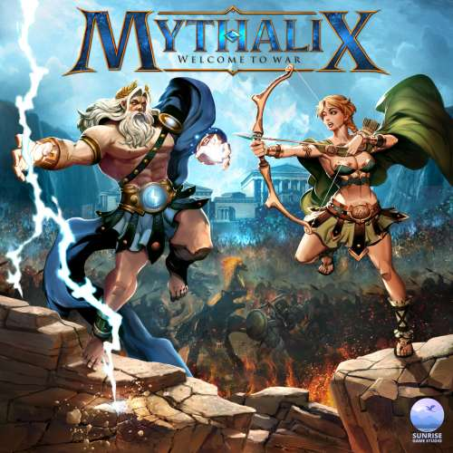 Mythalix - настолна игра