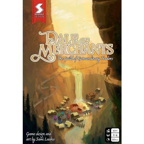 Dale of Merchants - настолна игра