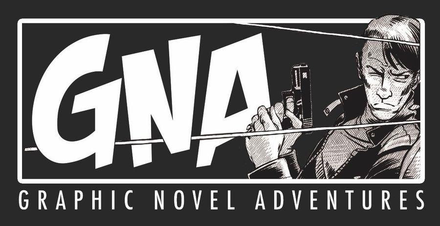 Настолна игра - Издател Graphic Novel Adventures