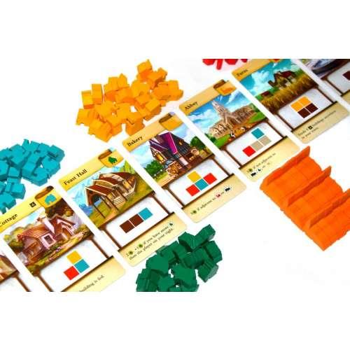Tiny Towns - настолна игра