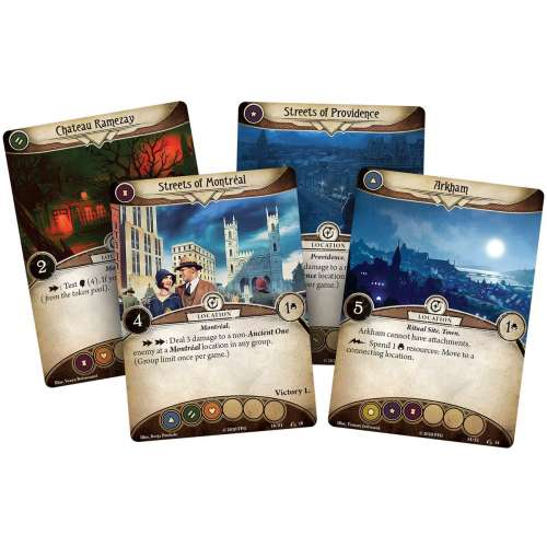 Arkham Horror: The Card Game – War of the Outer Gods: Scenario Pack - разширение за настолна игра