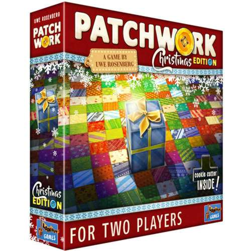 Patchwork Christmas Edition - настолна игра