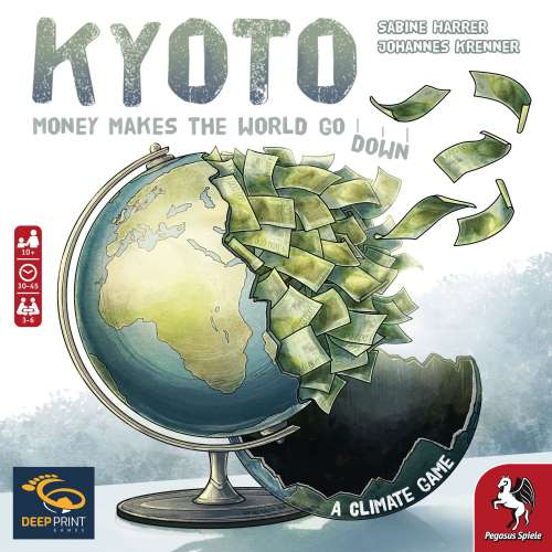 Kyoto - настолна игра