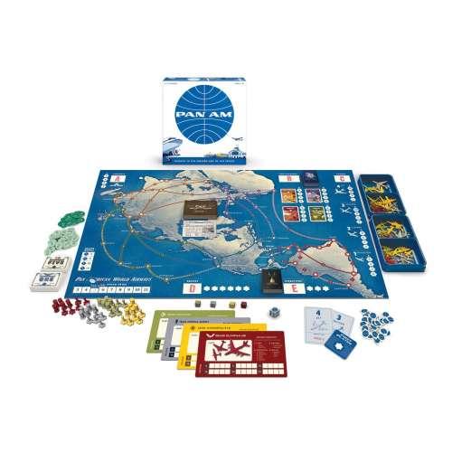 Pan Am - настолна игра