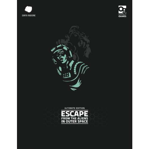 Escape from the Aliens in Outer Space (Ultimate Edition) - настолна игра