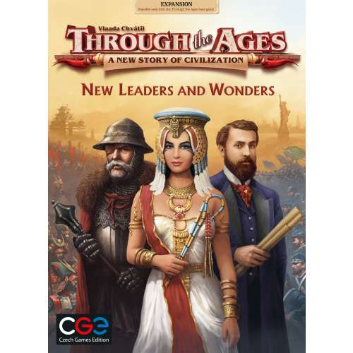 Through the Ages: New Leaders and Wonders - разширение за настолна игра