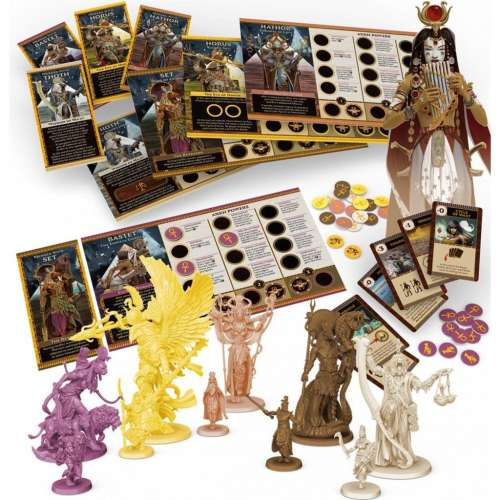 Ankh: Gods of Egypt – Pantheon - разширение за настолна игра
