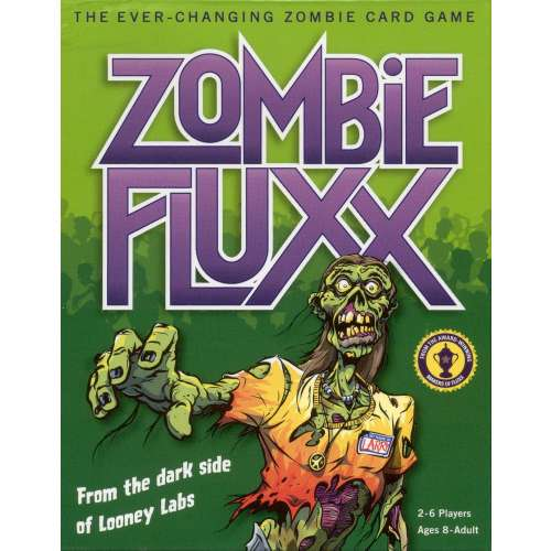 Zombie Fluxx - настолна игра