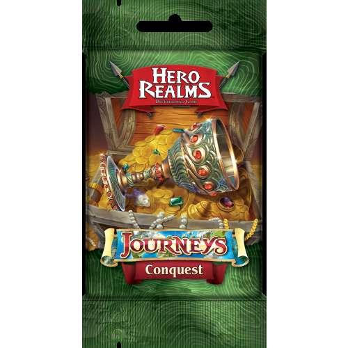 Hero Realms: Journeys – Conquest - разширение за настолна игра