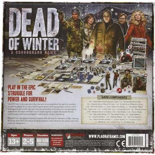 Dead of Winter: A Crossroads Game - настолна игра