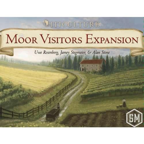 Viticulture: Moor Visitors Expansion - разширение за настолна игра