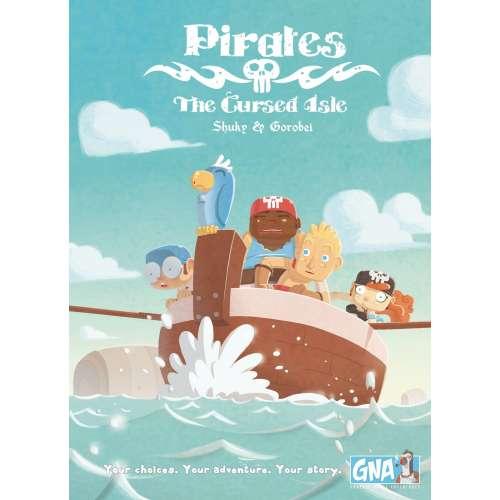 Pirates: The Cursed Isle - книга-игра