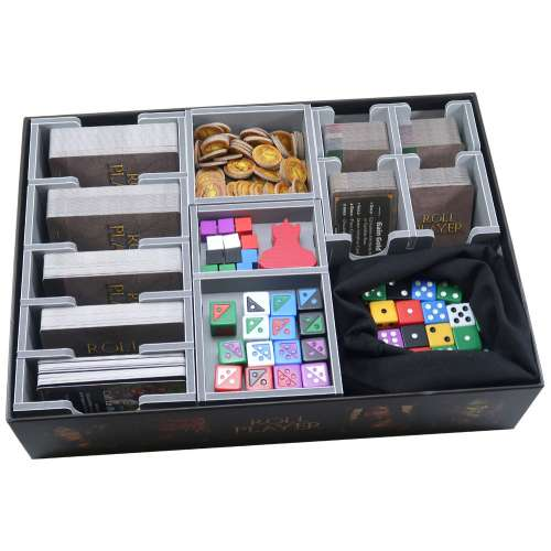 Roll Player - Folded Space Organiser