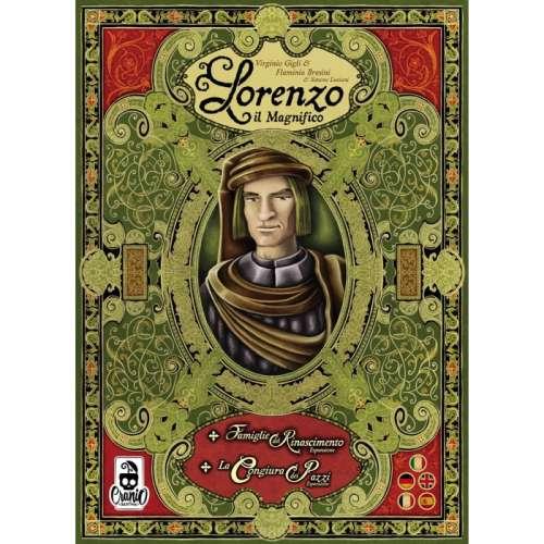 Lorenzo il Magnifico: Big Box - настолна игра