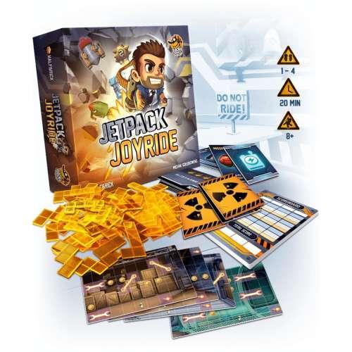 Jetpack Joyride - настолна игра