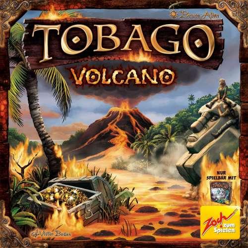 Tobago: Volcano - разширение за настолна игра