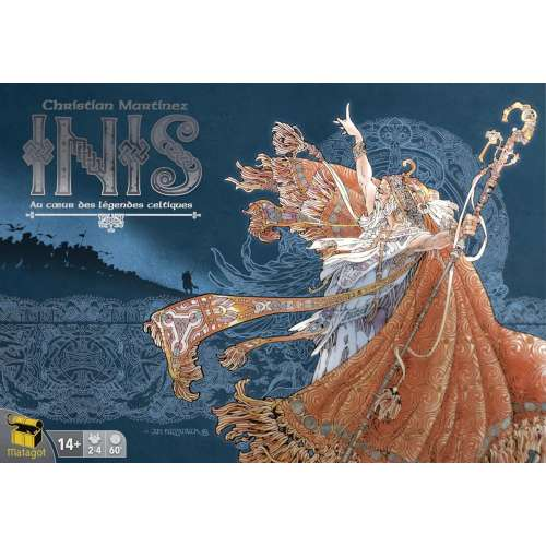 Inis (Second Edition) - настолна игра