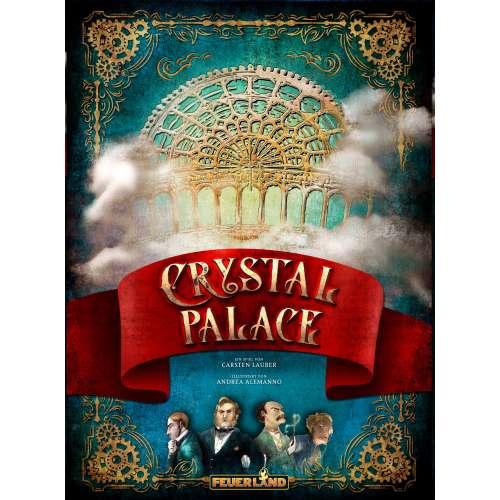 Crystal Palace - настолна игра