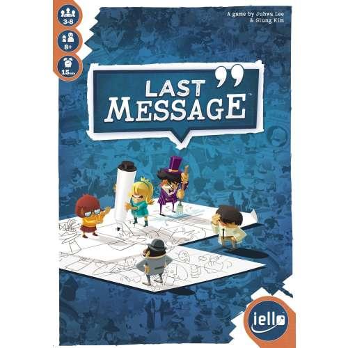 Last Message - настолна игра