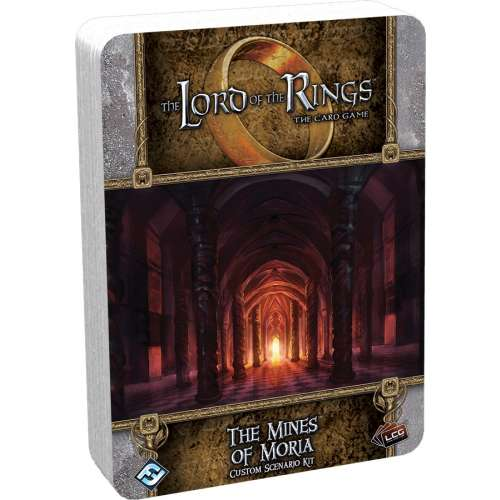 The Lord of the Rings: The Card Game – The Mines of Moria - разширение за настолна игра
