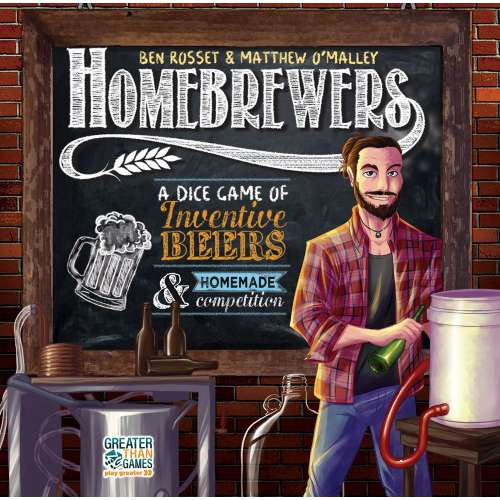 Homebrewers - настолна игра