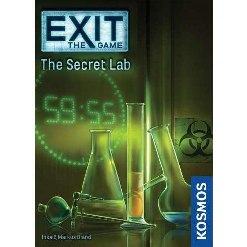 Exit: The Game – The Secret Lab - настолна игра