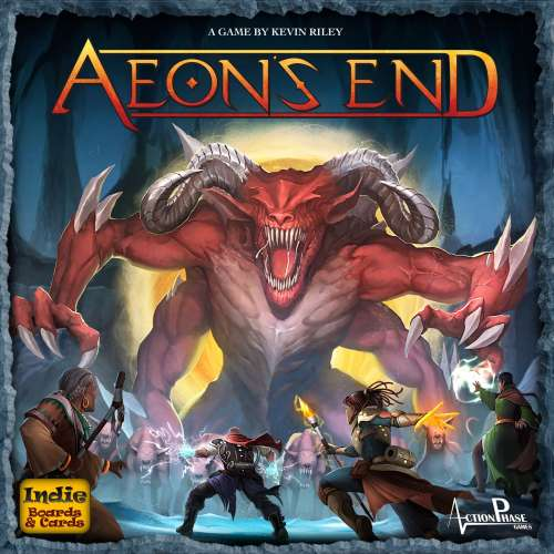 Aeon's End: Second Edition - настолна игра