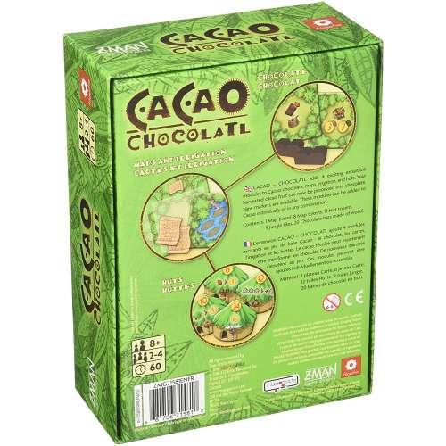 Cacao: Chocolatl - разширение за настолна игра