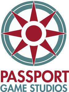 Настолна игра - Издател Passport Game Studios