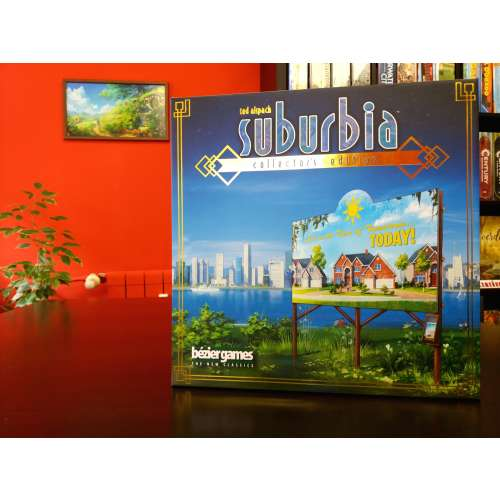 Time to Play Suburbia: Collector's Edition