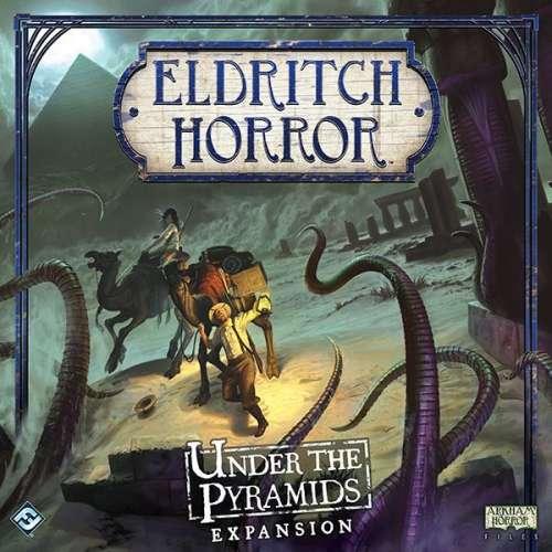 Eldritch Horror: Under the Pyramids - разширение за настолна игра